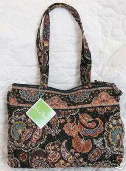 Vera Bradley Betsy Bag in Kensington