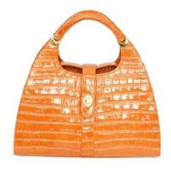 Muska Milano Embossed Tote Bag