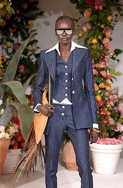 Dolce & Gabbana Feathered Bag