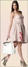 New Fendi Peek-A-Boo Satchel | Linen & Suede, Patent Leather or WaterSnake Skin