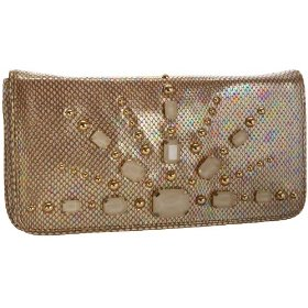 Rafe Freida Crystal Clutch, Handbag of the Day