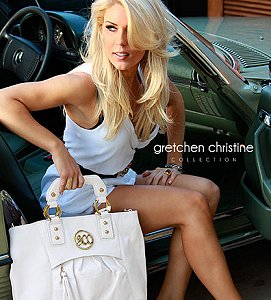 Gretchen Rossi's New Handbags | Real Housewives Star's Gretchen Christine Collection » Bags, Handbags & Purses