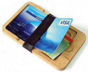 Designgroup Wood Wallet