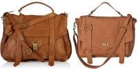 Target Copies PS1 Bag | Proenza Schouler Designers Talk Mossimo Messenger