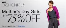 eBay's Mother's Day Sale | Fashion Vault Discounts Handbags & Other Accessories