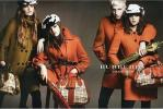 Burberry's New Fall/Winter 2011 Advertising | Ad Features New Models & Classic Bags