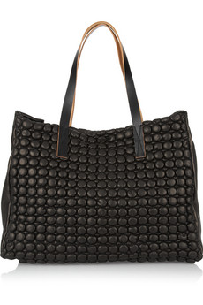 Marni Textured Leather Tote